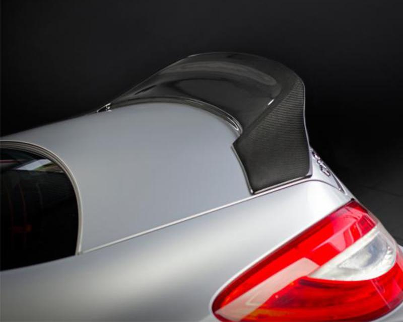RENNtech Carbon Fiber Rear Spoiler Mercedes-Benz CLS63 C218 11-13 - 88.218.20.70