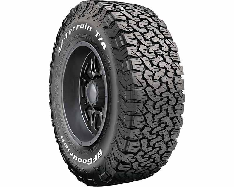 BF Goodrich All-Terrain T/A KO 2 LT215/75R15/C (C PLY) 100S Tire - 41640