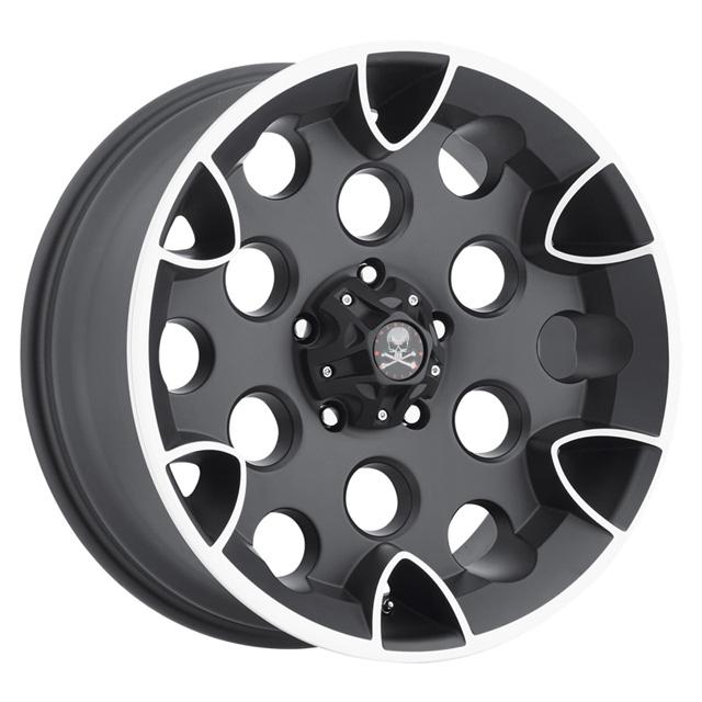 American Outlaw Bullet Wheel 15x8 5x127 -19mm - DT-66667