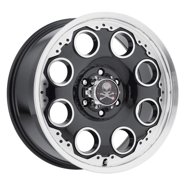 American Outlaw Patrol Wheel 20x9 6x139.7 18mm - 107-2984B