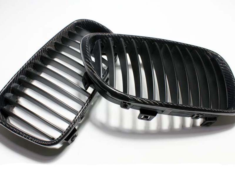 Image of RevoZport 1M Raze Front Grill Replacement Type BMW 1 Series E82 08-14