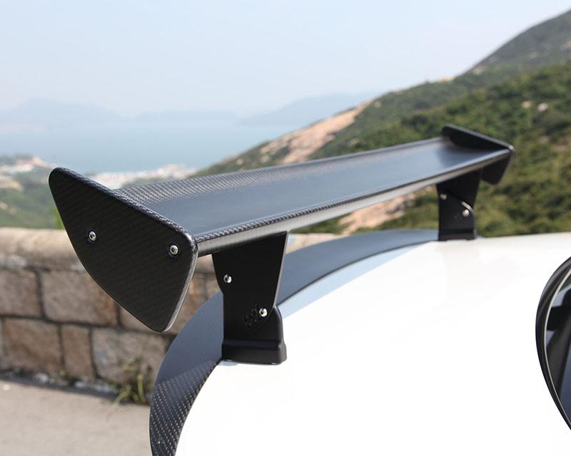 Image of RevoZport 1M Raze GT Spoiler with Aluminum Mount BMW 1 Series E82 08-14