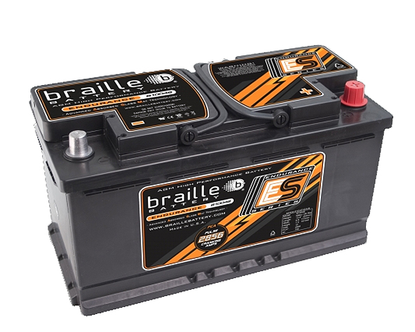 Image of Braille Endurance Advanced AGM Battery 2856 Amp 14 x 7 x 8 inch Right Positive