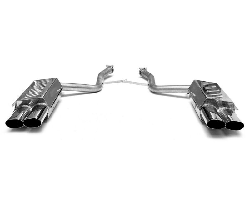 Eisenmann Axleback Exhaust System with Flat Oval Tips BMW E38 730i | 735i | 740i 95-01 - B5238.00831B