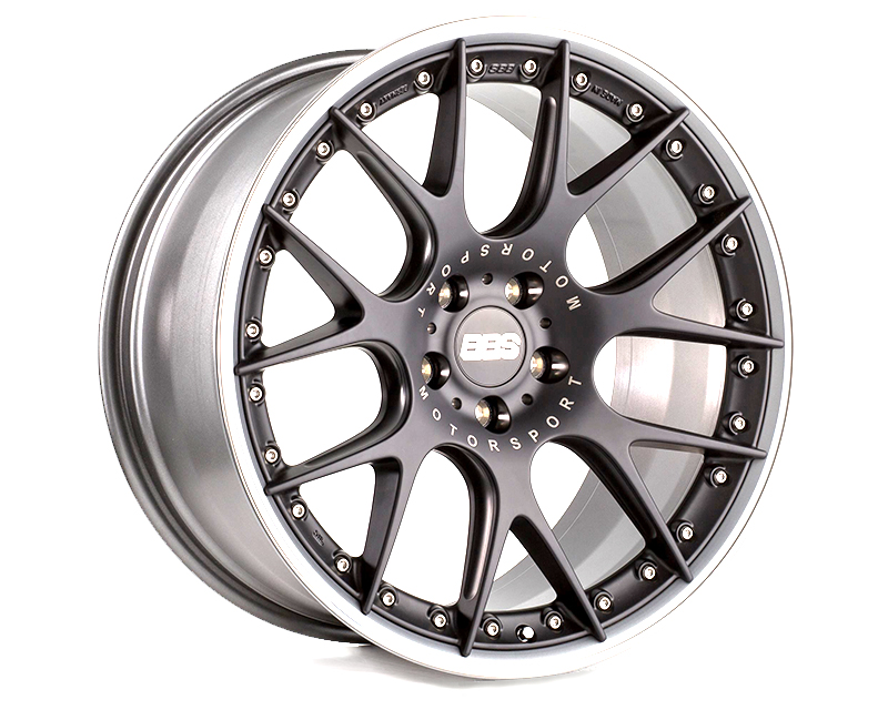 Image of BBS CH-R II Wheels Platinum 21 x 10.5 5x120 35mm