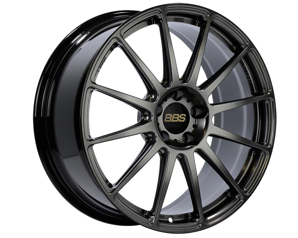 BBS FS Wheel 19x9 5x112 25mm Diamond Black FS002DBK - FS002DBK