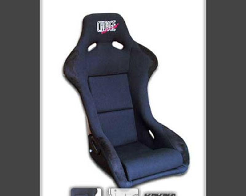 ChargeSpeed Racing Seat Sport Type Carbon Black (Japanese CFRP) - BC-SC01