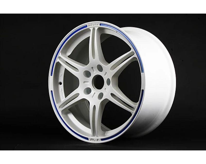 Buddy Club F91 Kuroki Wheel 17X8.0 ET45 5X114.3 Champion White - BC01-F9178045514-W