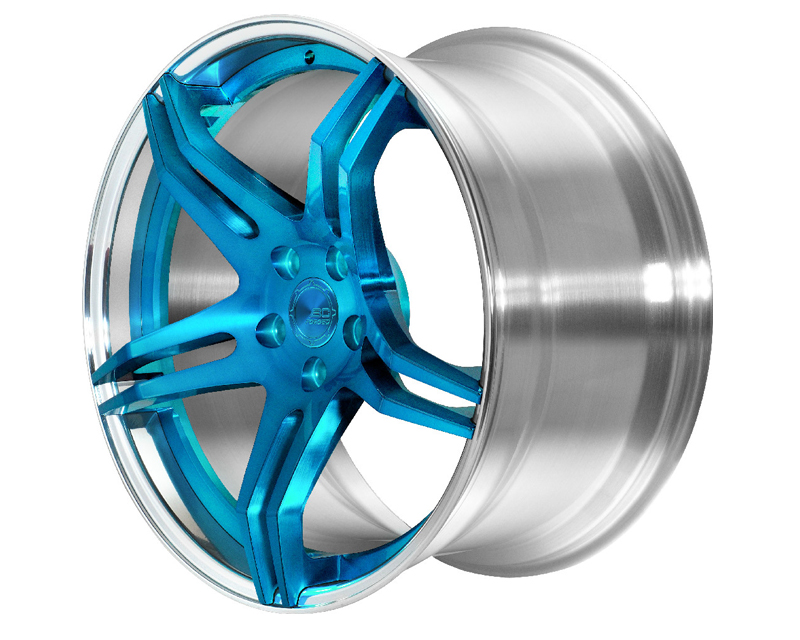 Image of BC Forged BX 09 Wheels 19x10