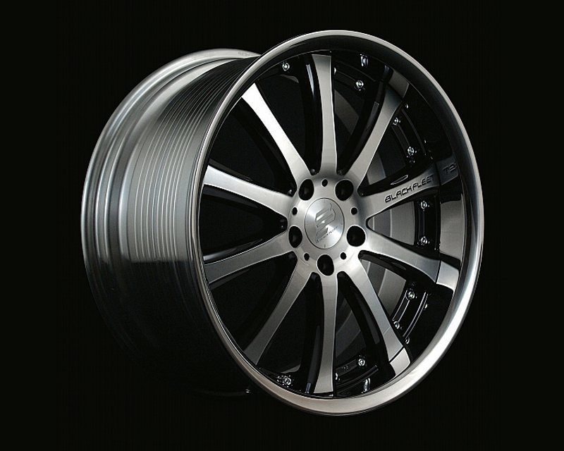Image of Black Fleet V810 Wheel 19X10 5x114.3