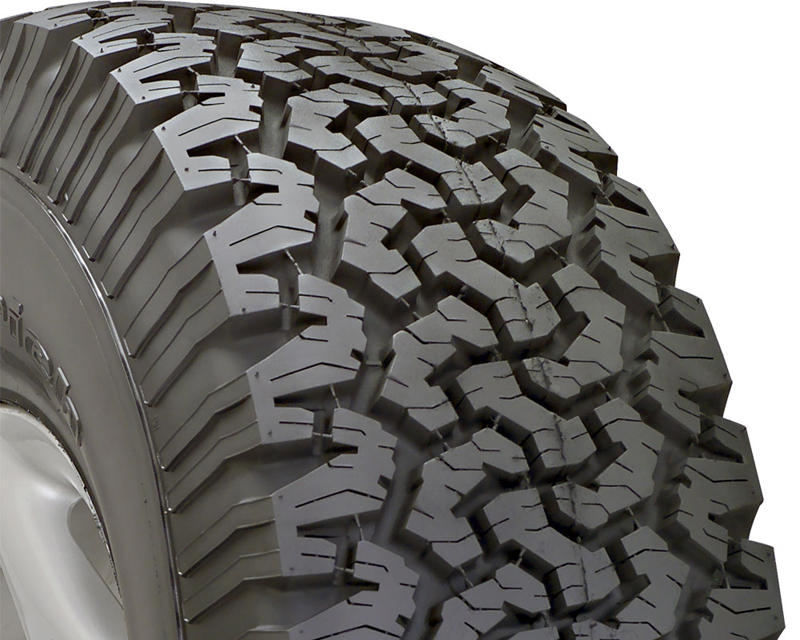 Image of BFGoodrich All Terrain TA Ko E2 Tires 2756518 123R Rwl