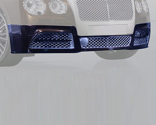 Mansory Carbon Fiber Front Bumper Bentley Continental Flying Spur V8 2015 - BFS 102 022