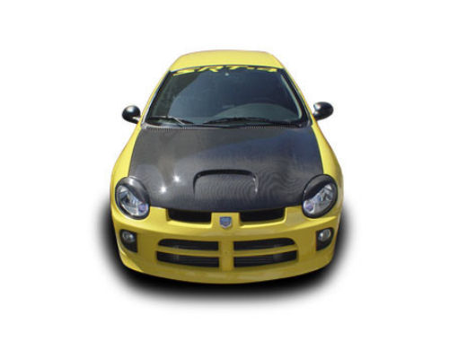 Advan Carbon Fiber Eye Brows Dodge Neon 00-05