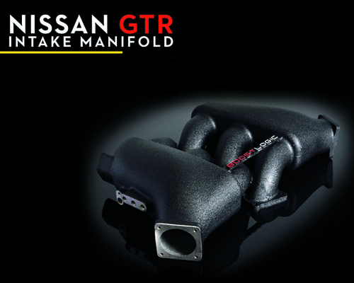 Boost Logic Intake Manifold Nissan GT-R R35 2009-2021 - 02011105