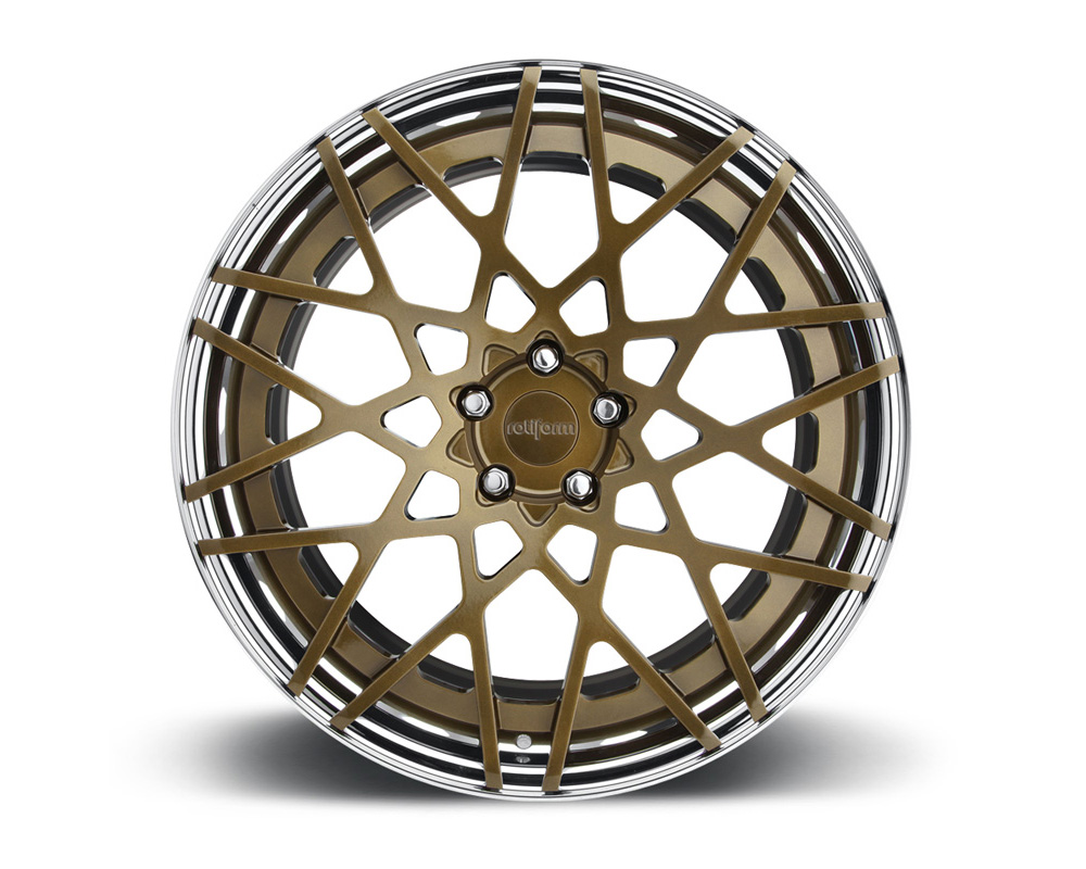 Rotiform BLQ 2-Piece Forged Welded Flat Wheels - BLQ-2PCFORGED-FLAT