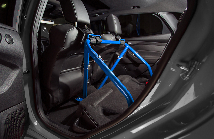 agency power bolt in racing harness bar ford focus rs 16. Black Bedroom Furniture Sets. Home Design Ideas