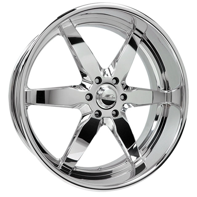 Billet Specialties BLVD 61 Wheels 24x16 - DT61246Custom