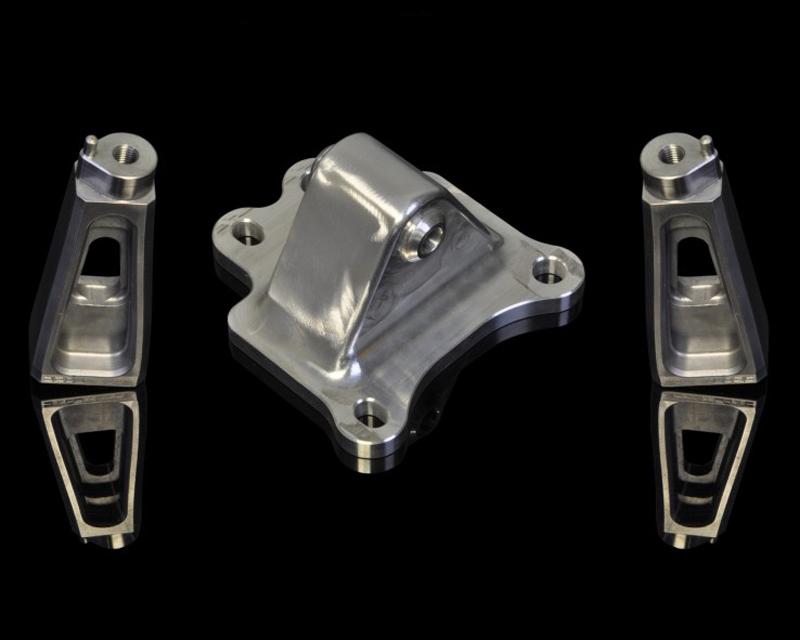 Boost Logic Solid Engine Mount Kit Nissan GT-R R35 2009-2021 - BL 02010802