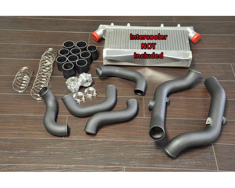 Boost Logic 3 Inch Intercooler Piping Kit Nissan GT-R R35 09-20 - 02011102