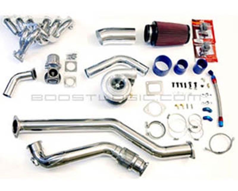 Boost Logic Stage 1 Turbo Kit w/T61 Toyota Supra 93-02 - 03011608