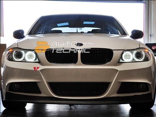 Autotecknic H8 Led Angel Eyes Bulbs Bmw X Series E70 X5 07 13