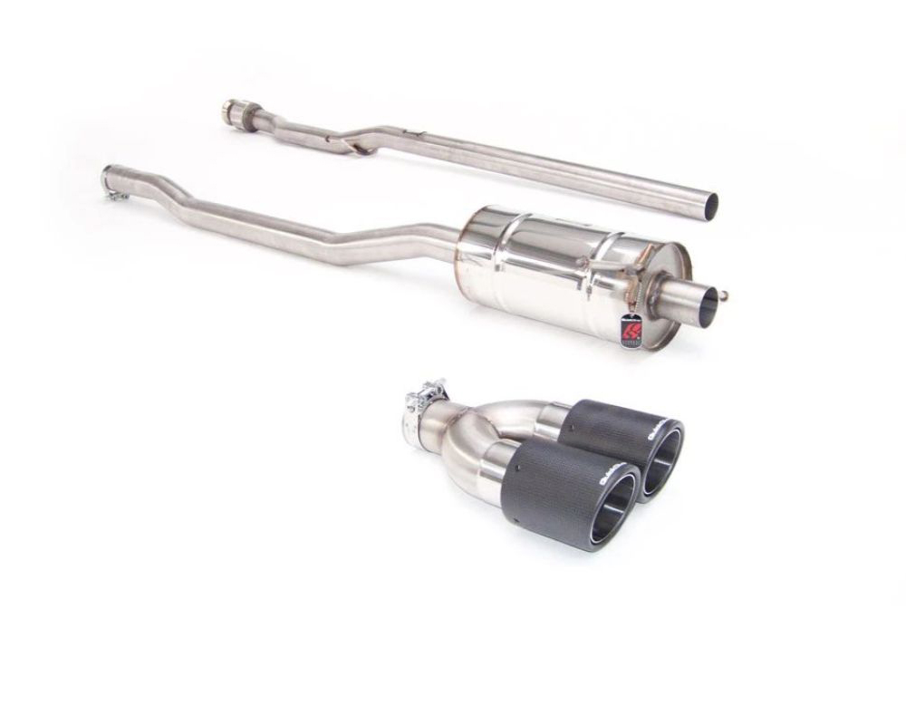 Quicksilver Sport Stainless Steel Exhaust System Mini Cooper S Convertible R57 09-15 - BM157S