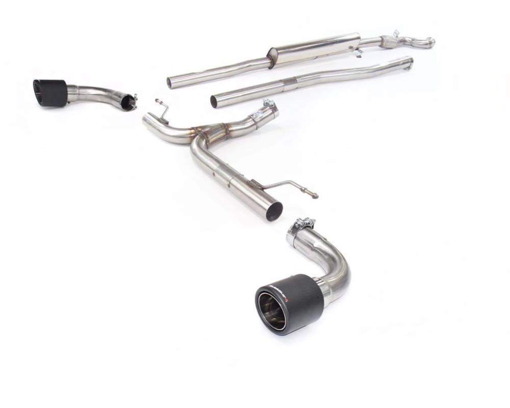 Quicksilver Sport Stainless Steel Exhaust System Mini Countryman S 2WD R60 10-16 - BM360S