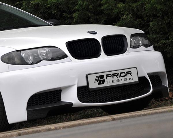 Bme46fstpdm3 Prior Design E92 M3 Style Front Bumper Cover Bmw M3