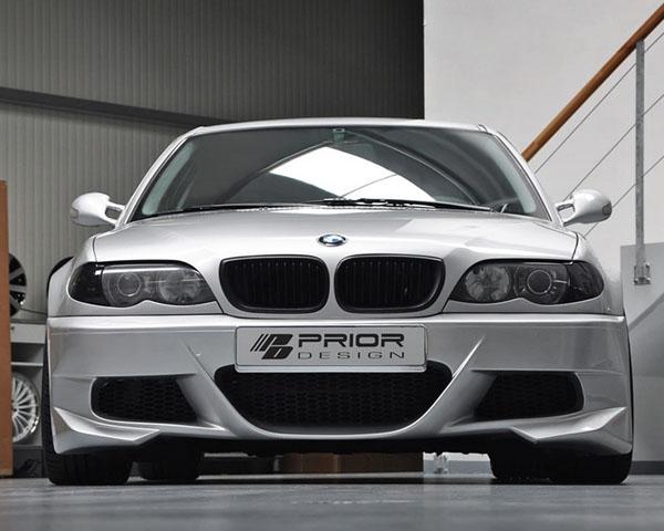 4260609890648 Prior Design Front Bumper Bmw 3 Series E46 99 05
