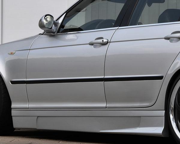 Prior Design Side Skirts BMW 3-Series E46 99-05 - 4260609890662