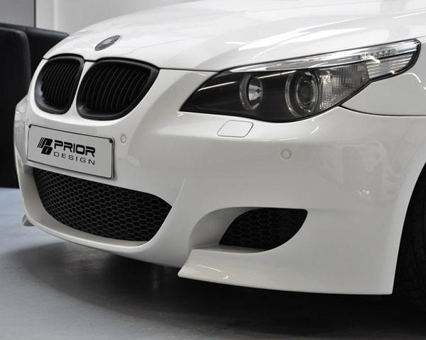 Prior Design PDM5 M5 Conversion Front Bumper BMW 5-Series E60 Sedan 03-10 - 4260609890969