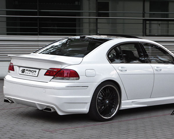 Prior Design Rear Bumper BMW 7-Series E65 | E66 05-08 - 4260609891300