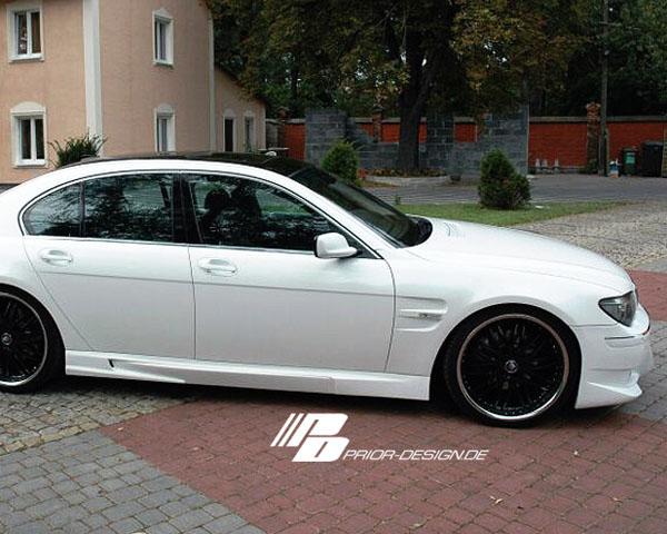 Prior Design Side Skirts BMW 7-Series E66 02-08 - 4260609891331