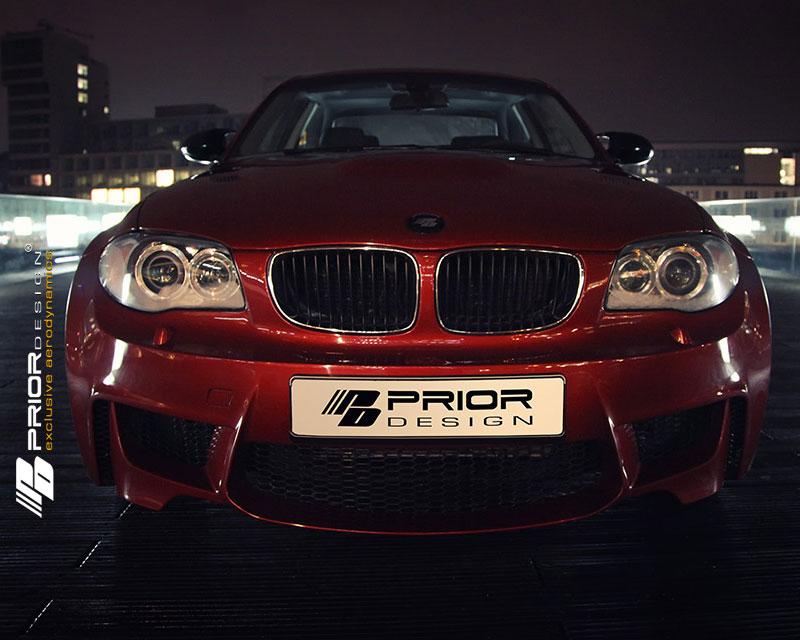 Prior Design PDM1 Widebody Aerodynamic Kit BMW 1-Series E82   E88 08-13 - 4260609890549