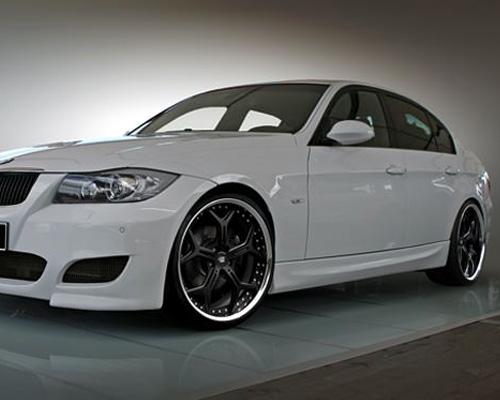 Prior Design Side Skirts BMW 3-Series E90 06-11 - BME90SSFREESTYLE