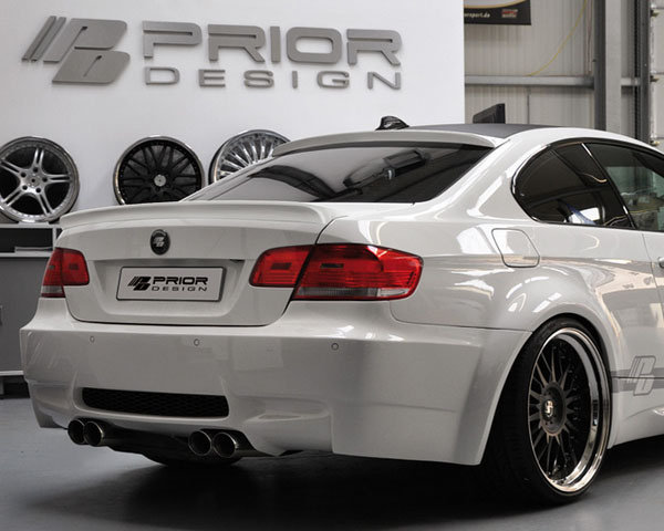 Prior Design Pd M Roof Spoiler Bmw 3 Series E92 05 08