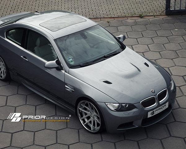 Prior Design PD-M Hood w/Vents BMW 3-Series E92 05-08 - 4260609890778