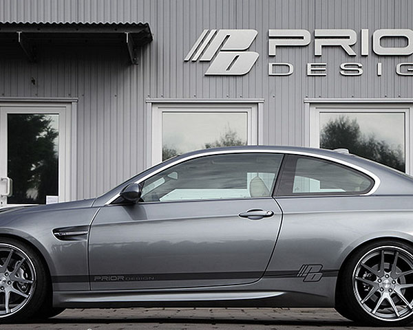 Prior Design PD-M Side Skirts BMW 3-Series E92 | E93 05-08 - 4260609890761