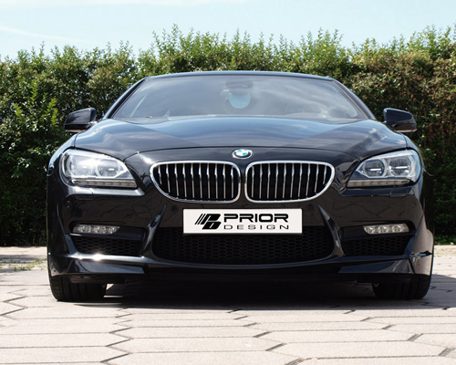 Prior Design Front Bumper PD6 BMW 6-Series F12 | F13 12-18 - 4260609891225