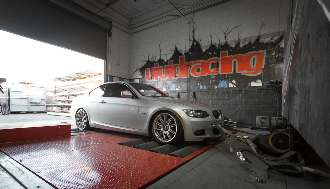 VR Tuned BMW ECU Flash Tune BMW 335i E92E90 30L TT N54 0710