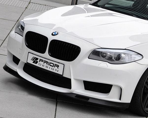 Prior Design PD-R Front Bumper Cover BMW 5-Series Sedan F10 11-17 - 4260609891034