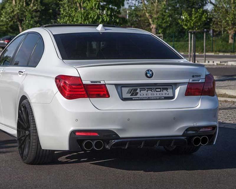 Prior Design PD7R Rear Trunk Spoiler BMW 7-Series F01 2009-2021 - 4260609891409