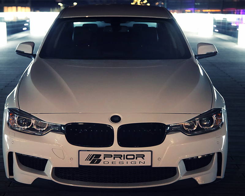 Prior Design PDM-1 Front Bumper BMW 3-Series F30 12-19 - 4260609890846