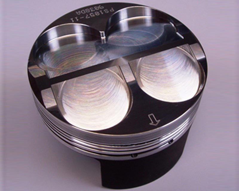 Wossner 3.2L 87.5mm 12.3:1 Pistons BMW M3 E46 2001-2006 - K9202D050