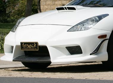 BOMEX Front Bumper 01 Toyota Celica 00-05 - BMX10331110001