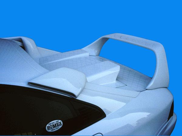 Image of BOMEX Bonnet Air Scoop 01 Toyota MR2 90-99