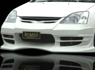 BOMEX Front Bumper 01 Honda Civic TypeR EP3 01-05 - BMX35121110001