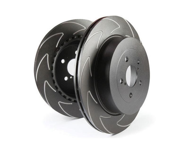 EBC Brakes BSD Rotors Front Disc Brake Rotor FMSI D1784 Ford Front - BSD7693