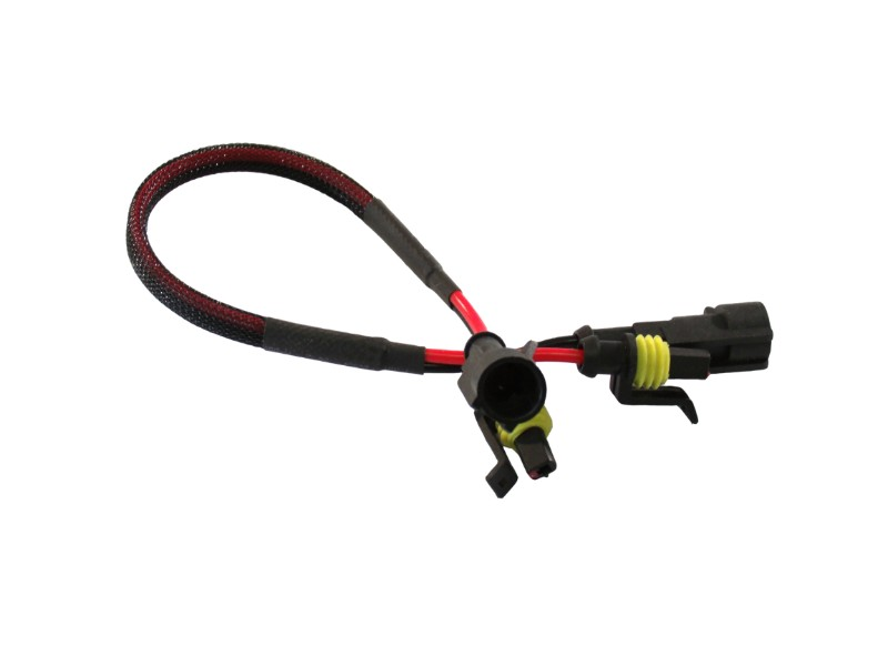 Race Sport Lighting HID Bulb Extension Cable Pair - BULB-EXT-CABLE