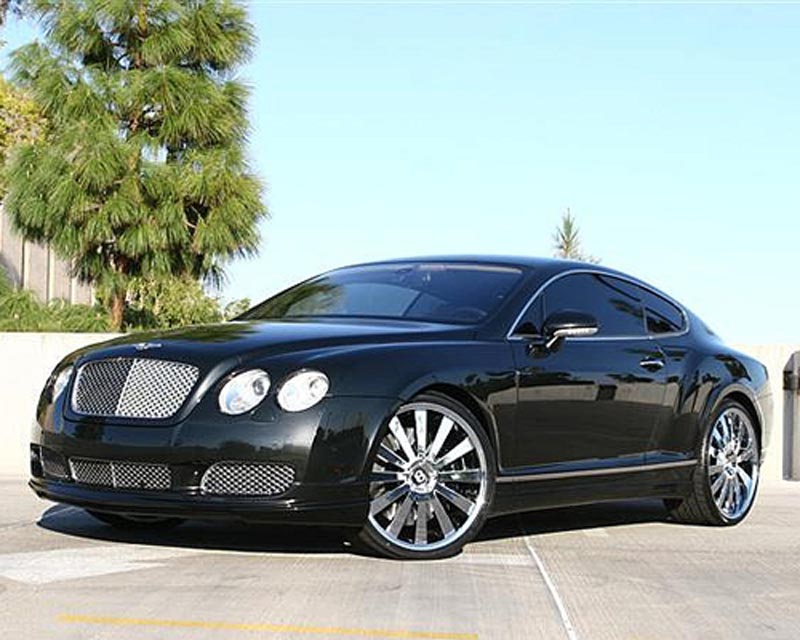NR Auto Aerodynamic Enhancement Body Kit Bentley GT / GTC 03+ - 11002-K